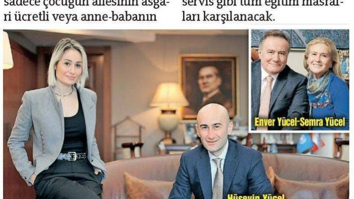 Sözcü- Cumhuriyet'in 100. Yılında 200 Mil yon Liral?k Burs